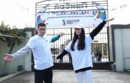 В Избербаше открылся Международный молодежный форум «Каспий – 2021»