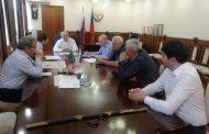 В Буйнакске обсудили вопросы водоотведения и строительства очистных сооружений