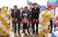 В Дербентском районе открыли модульный детский сад на 100 мест