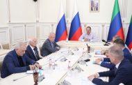 Совбез Дагестана обсудил продовольственная безопасность и обеспечение жильем детей-сирот