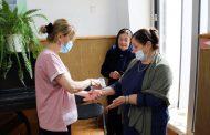 Коллектив этноцентра Кайтагского района принял участие в выборах депутатов