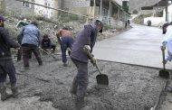 В Ботлихском районе власть и местные жители скинулись на ремонт автодороги