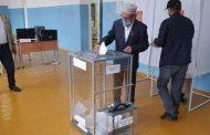 Герой Социалистического труда Магомедзапир Гереев принял участие в голосовании