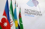 Гаджи Мирзаев - победитель Каспийского медиафорума