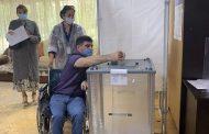 Люди с ограниченными возможностями здоровья участвуют в выборах