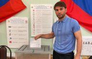Представители спорта Дагестана голосуют на выборах