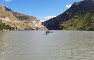 Найдено тело туриста из Москвы, унесенного рекой в Карадахской теснине