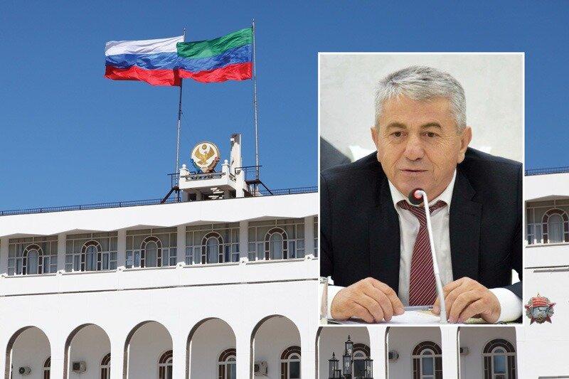 Освобожден от должности представитель Дагестана в Краснодарском крае