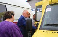 33 машины скорой помощи поступили в медорганизации Дагестана