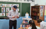 Школьникам Кайтагского района рассказали о правах детей