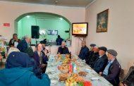 В Кайтагском районе отметили Международный день пожилых людей