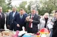Вице-премьер Мурад Казиев принял участие в праздновании Дня города Кизляра