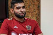 Гамид Агаларов вновь вошел в расширенный состав сборной России
