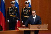 Сергей Меликов принес присягу народу Дагестана