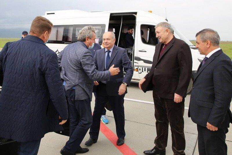 «Дни» Совета Федерации в Дагестане