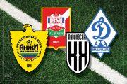 «Динамо» победило в Нальчике, «Анжи» проиграл домашний матч в Грозном