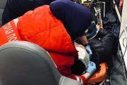Один из пострадавших в результате ДТП в Калмыкии перевезен в Махачкалу