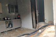 Три человека, в том числе младенец, пострадали при пожаре в частном доме в Махачкале
