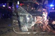 ДТП в Калмыкии унесло жизни шести пассажиров автобуса Махачкала - Санкт-Петербург