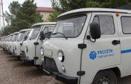 «Россети» передали дагестанским энергетикам новую автоспецтехнику