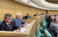 Нюсрет Омаров принял участие в парламентских слушаниях о проекте федерального бюджета в Совете Федерации