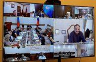 Меликов поручил правительству оперативно реагировать на возможные ЧС из-за непогоды