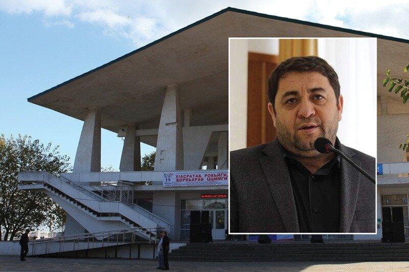 Директором Аварского театра назначен Магомед Бисавалиев