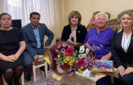 Депутаты-единороссы в Дагестане поздравили старшее поколение с Международным днем пожилых людей