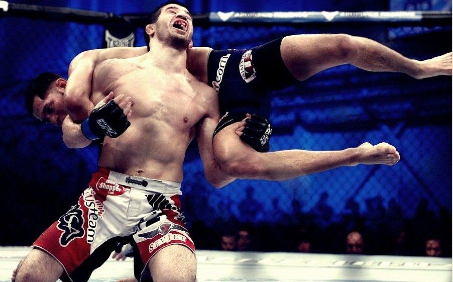 Из UFC с любовью