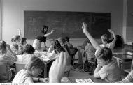 «Не смейте забывать учителей»