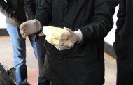 Дагестанские наркополицеские уничтожили 185 кг героина