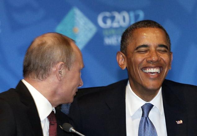 Президенту США Бараку Обаме