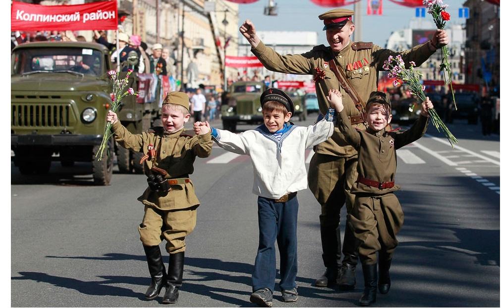 День Победы – священный праздник