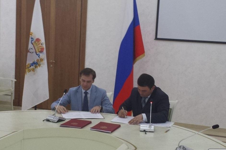 Республика Дагестан и Нижегородская область подписали Соглашение по развитию информационной политики