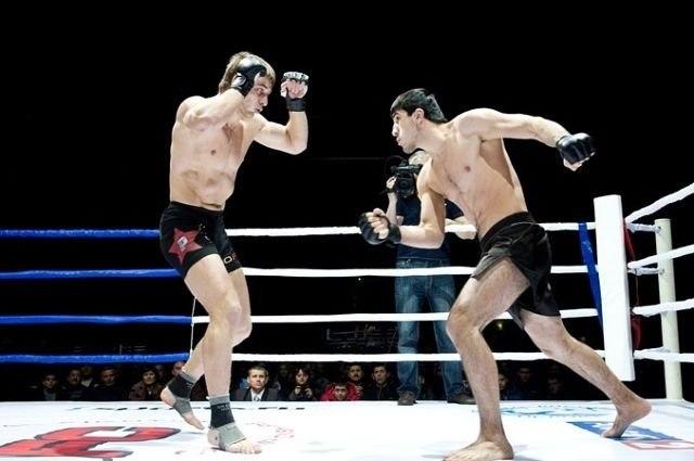 «Ты тренируешься,  выходишь на ринг,  побеждаешь  и идешь домой»
