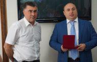 В Минстрое Дагестана наградили лучших строителей республики