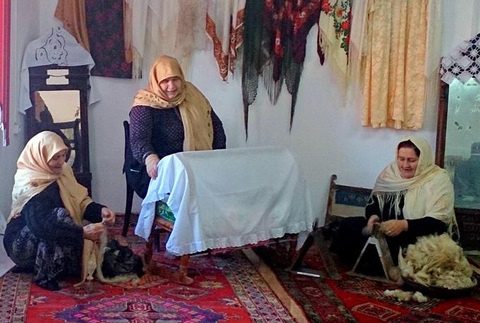 В Казбековском районе открыли Центр традиционной культуры народов России