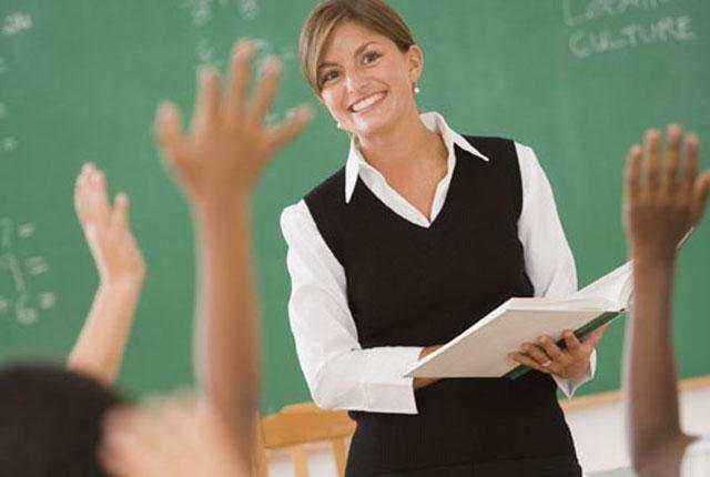Отдайте должное учителю