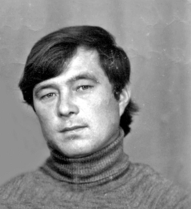 Юрий Лариков,  автомеханик;  30-70-е