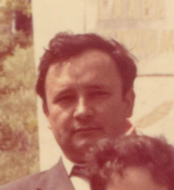 Леонид Козик, инженер-строитель; 50 - 70-е
