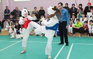 В Махачкале прошли соревнования по тхэквондо