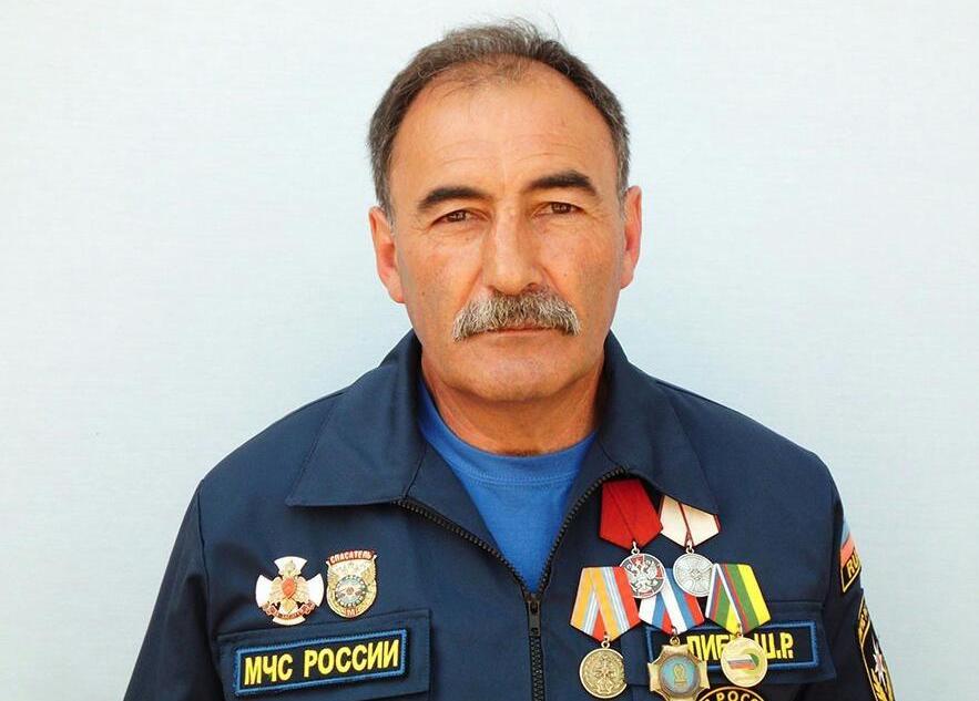 Лучший спасатель России