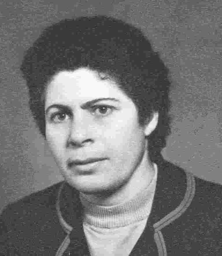 Галина Мусаханова, ученый