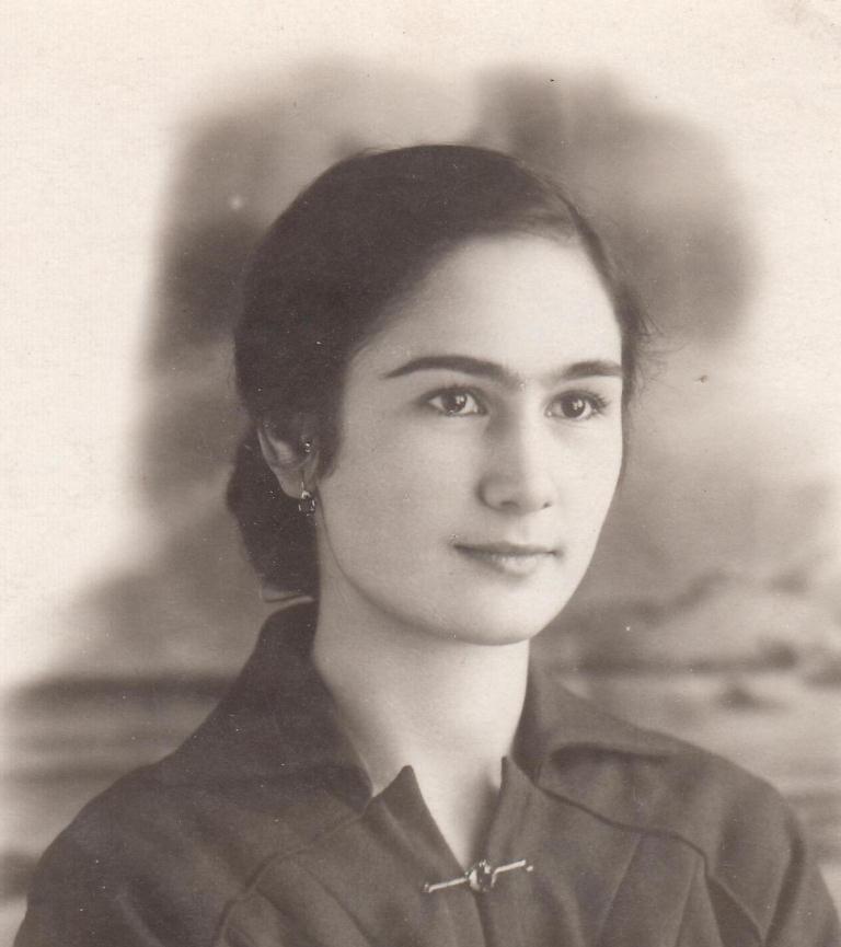 Наталья Муллаева (Гогишвили), педагог