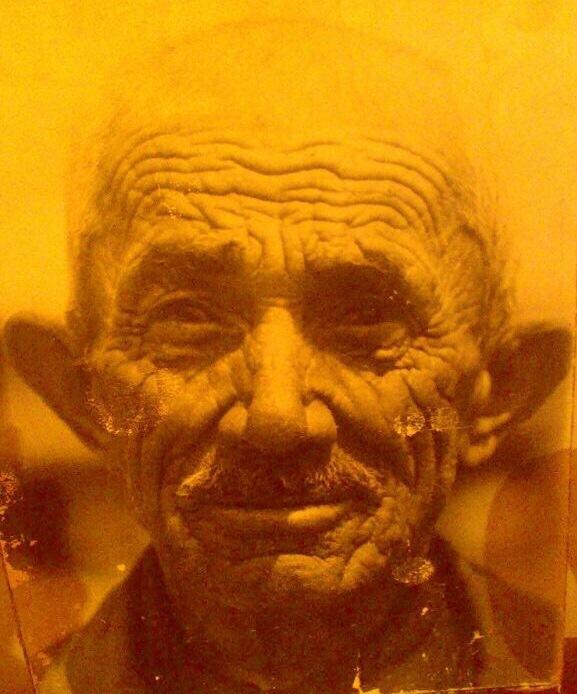 Дедушка Вазан