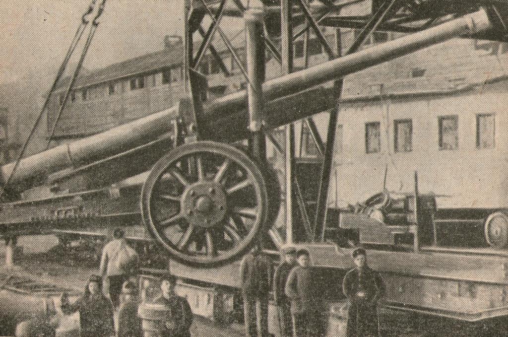 «Вставай, страна огромная!..» Махачкалинский морской торговый порт в годы Великой Отечественной войны (1941-1945)