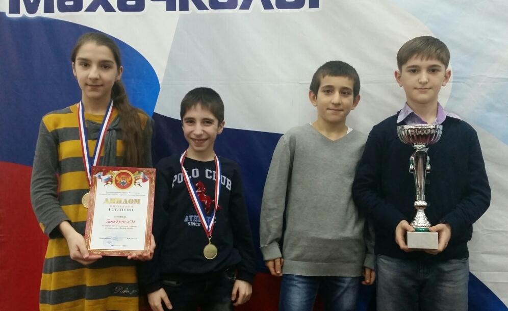 Итоги отборочного турнира «Белая ладья»