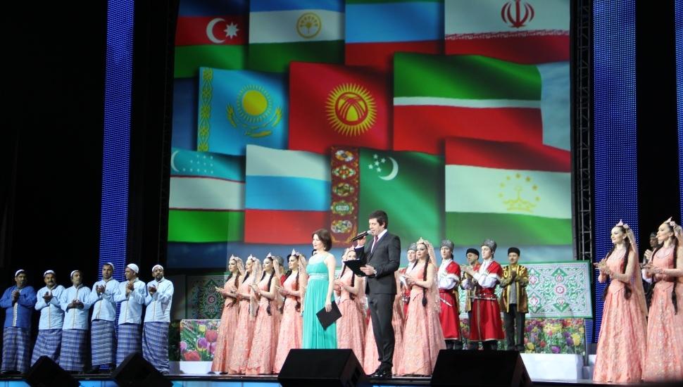 «Навруз» состоялся и в Москве