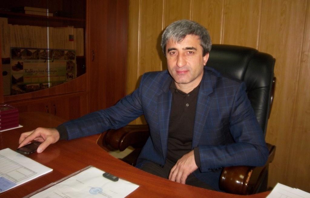 Слуга народа Казбек Абдуразаков