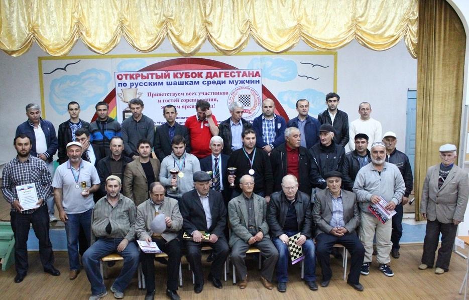 VI Открытый республиканский турнир по русским шашкам